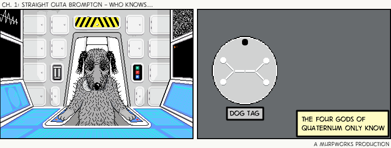 murpworks Jump Gate #0004 webcomic image