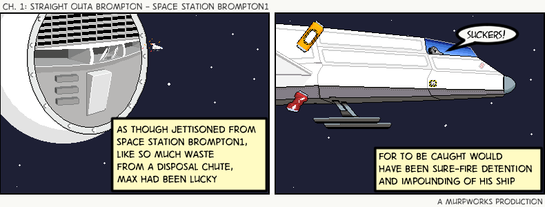 murpworks Jump Gate #0005 webcomic image