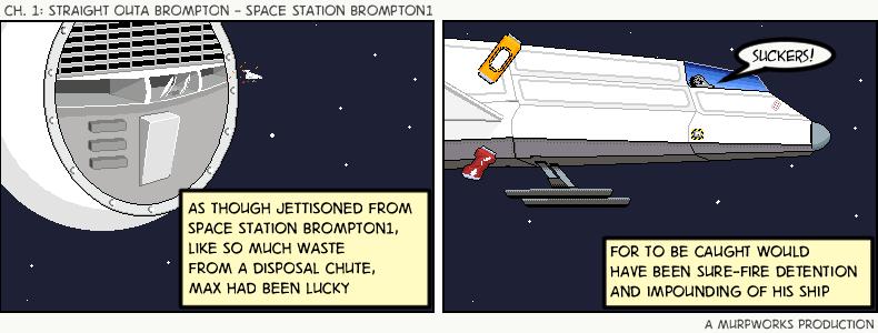 murpworks Jump Gate #0005 webcomic image