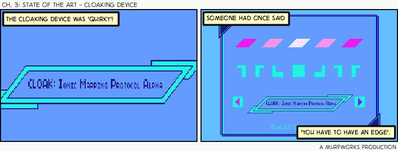 murpworks Jump Gate #0017 webcomic image