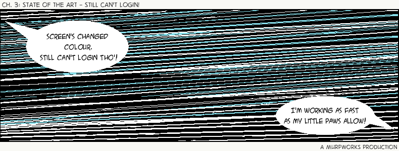 murpworks Jump Gate #0020 webcomic image