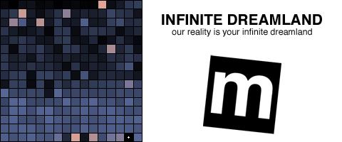 INFINITE DREAMLAND cover image