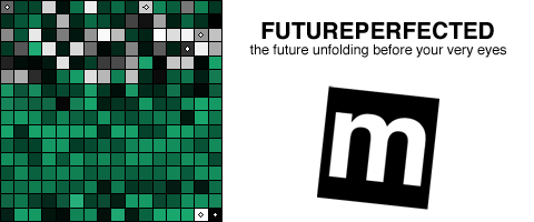 FUTUREPERFECTED cover image