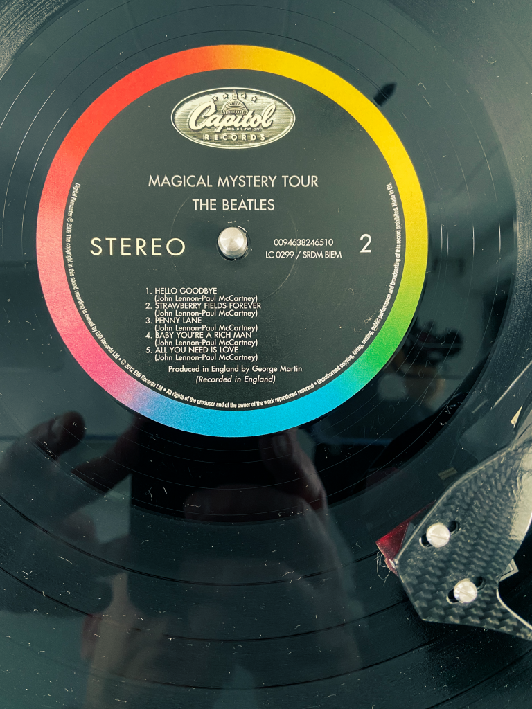 murpworks - musicfan6160 - I need to go on a magical mystery tour - Magical Mystery Tour I image