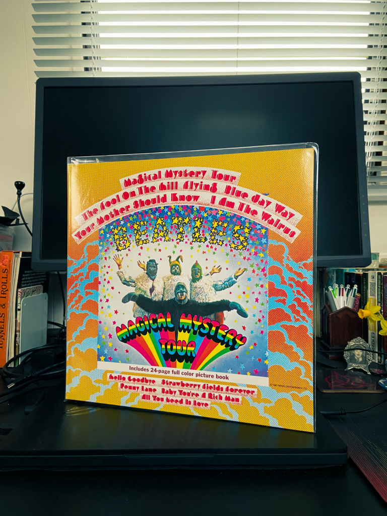 murpworks - musicfan6160 - I need to go on a magical mystery tour - Magical Mystery Tour II image