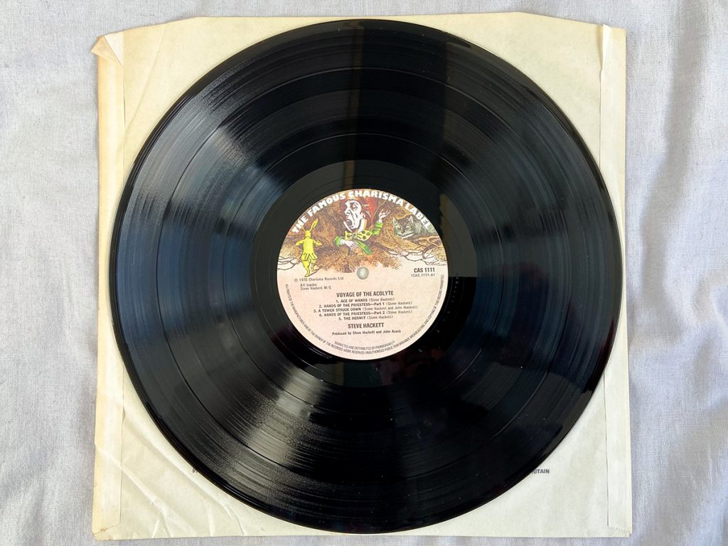 murpworks - musicfan6160 - Taken on a Voyage - Voyage vinyl image
