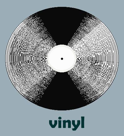 murpworks - musicfan6160 - vinyl pixel art image (by mup1x3l)