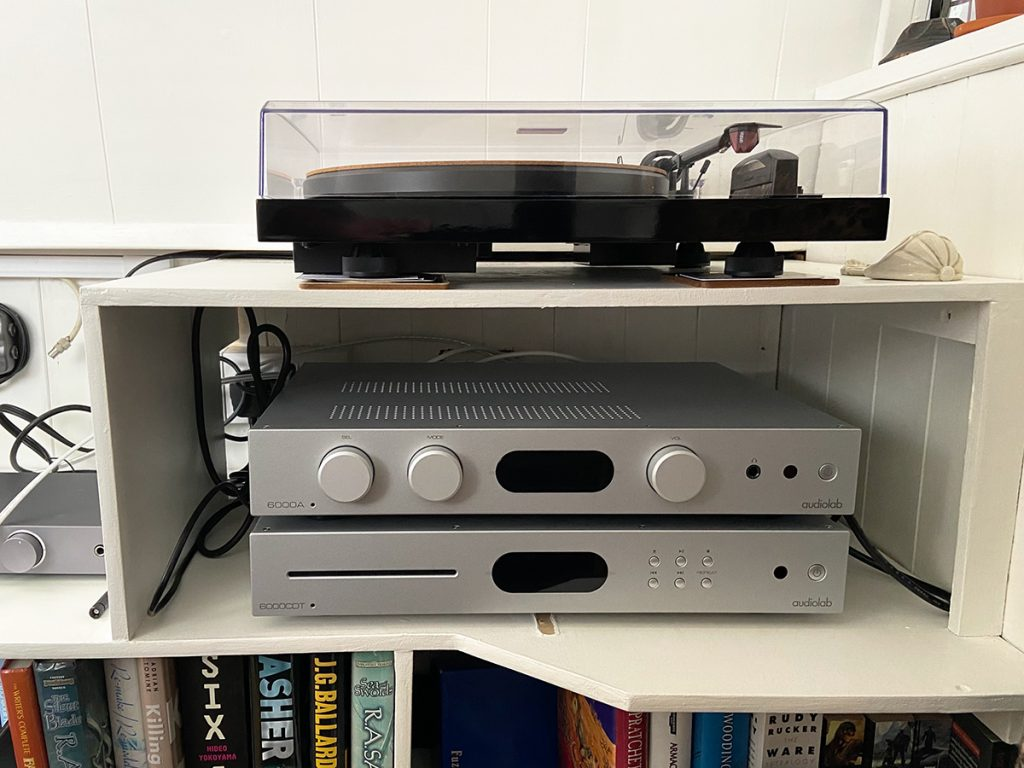 murpworks - musicfan6160 - A Change in Sound is Coming Pt 2 - stereo set up image