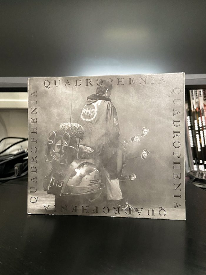 murpworks - musicfan6160 - Who, What, Where, When and How? - The Who Quadrophenia I album cover image