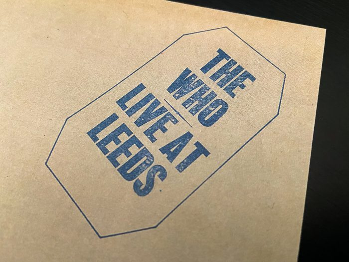 murpworks - musicfan6160 - Who, What, Where, When and How? - The Who Live At Leeds album cover II image