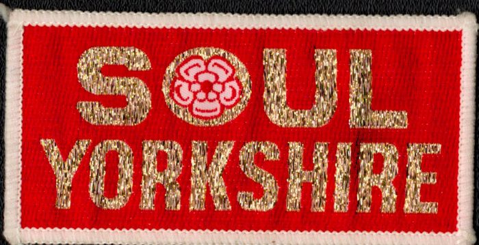 murpworks - musicfan6160 - A Condensed History Pt. 2 - Soul Yorkshire patch image