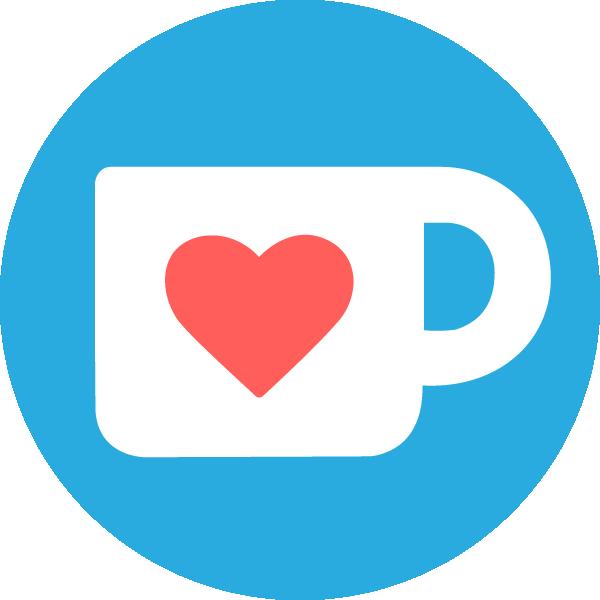 Ko-fi icon image