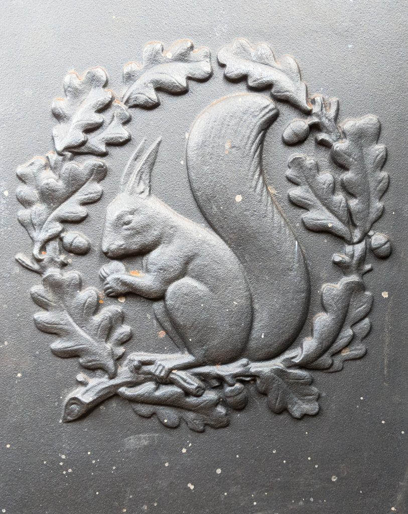 murpworks - The Tales of Silverdale - A New Squirrel - squirrel image