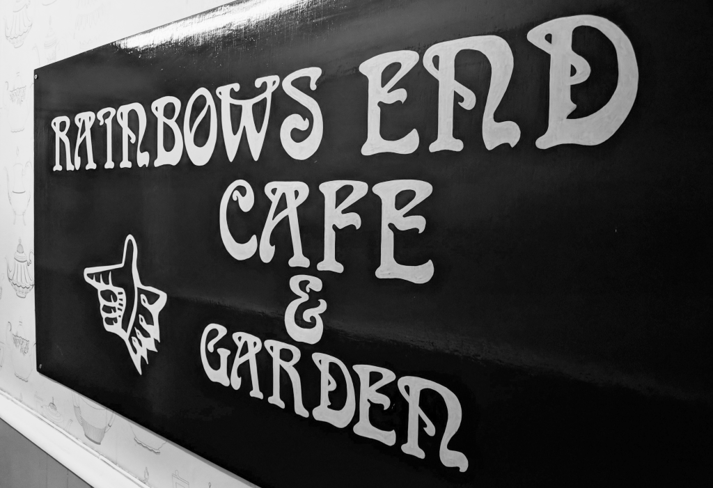 murpworks - In Search of an Abandoned Canal - Rainbow's End Cafe image
