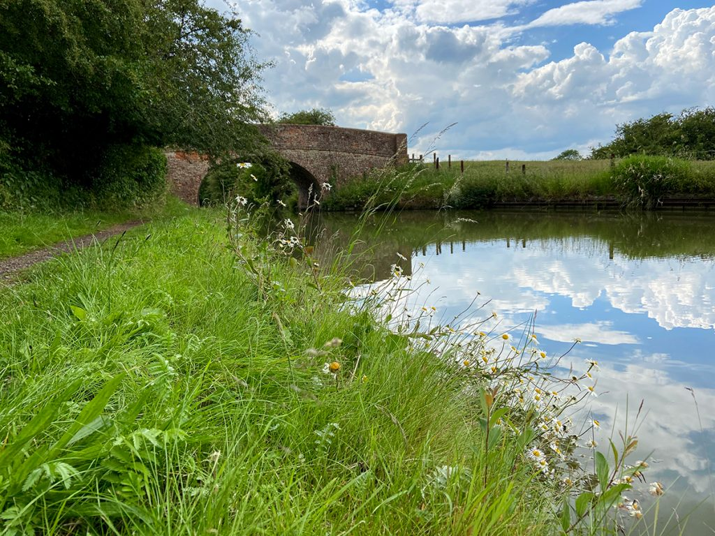 murpworks - The Tales of Silverdale - Norton Junction canal image