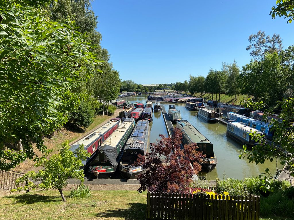murpworks - The Tales of Silverdale - Moving Aboard Silverdale - Whilton Marina image