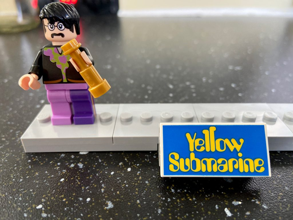 murpworks - The Tales of Silverdale - Marina Days - Lego Yellow Submarine - John image
