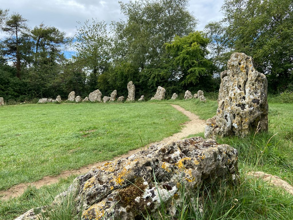 murpworks - The Tales of Silverdale - In Honour of JRR Tolkien - The Rollright Stones I image