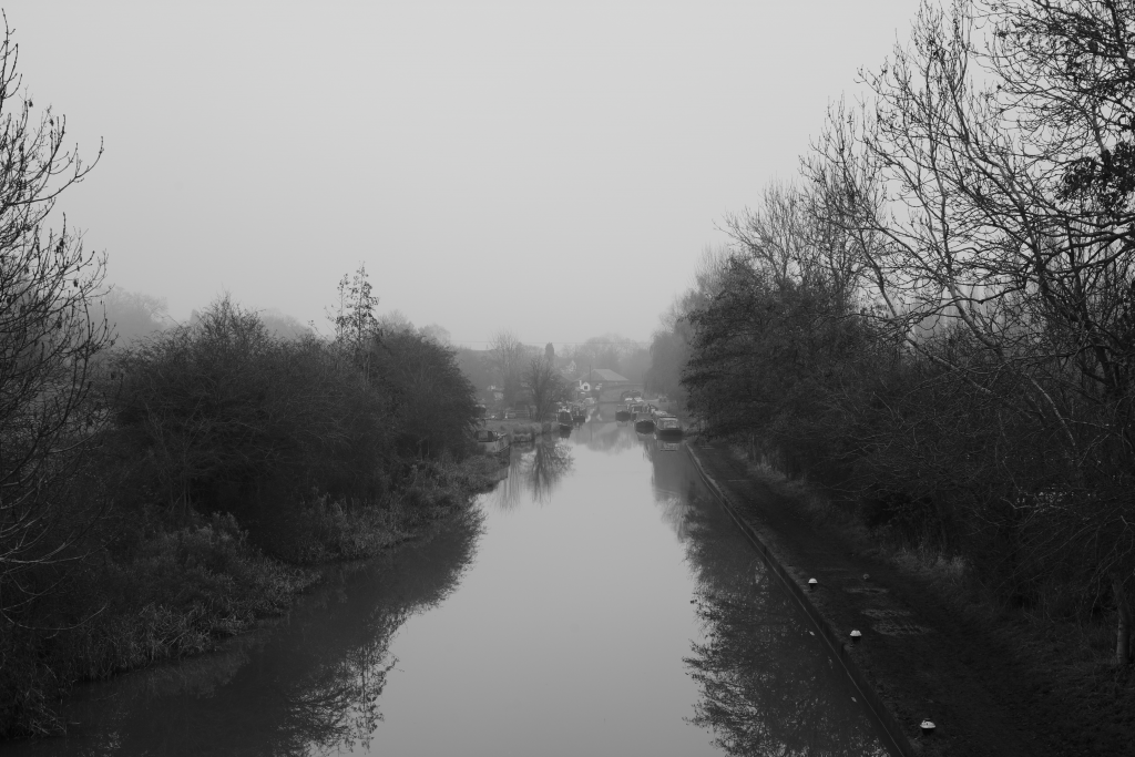 murpworks - The Tales of Silverdale - Braunston - Cold Morning image