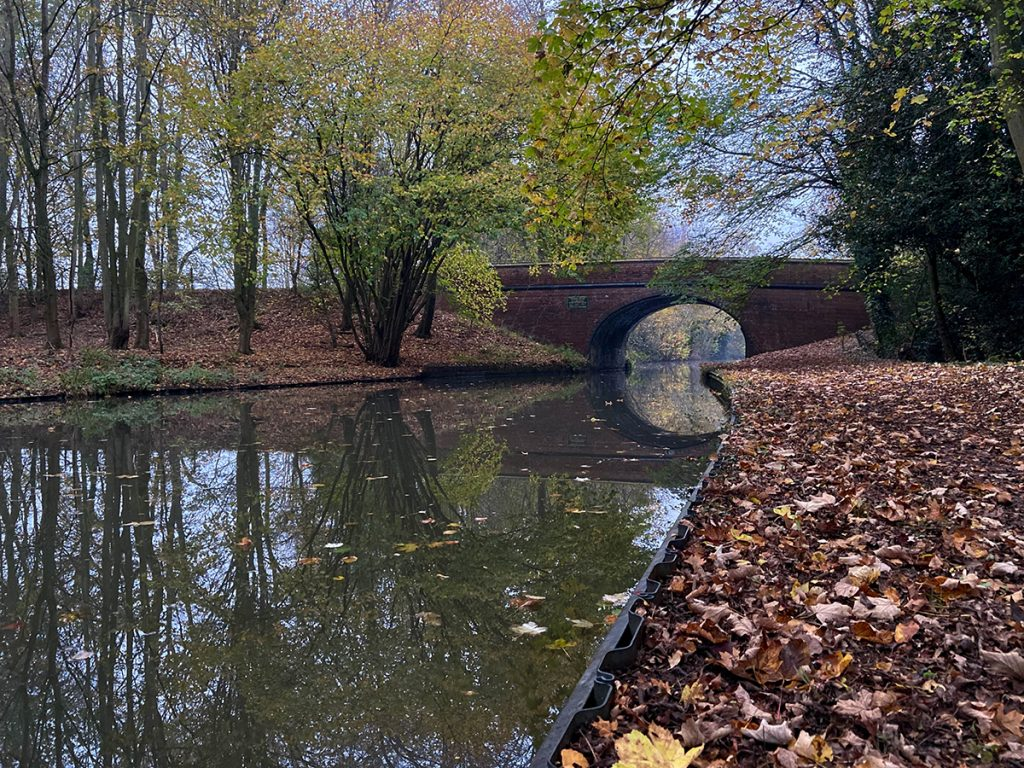 murpworks - The Tales of Silverdale - Autumn Canal - canal image 3