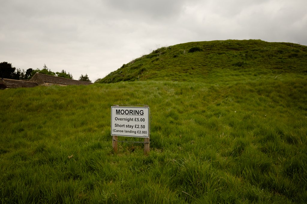 murpworks - The Tales of Silverdale - A Mooring Along the Way - Mooring Sign image